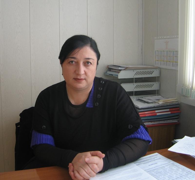 Байдаева Кулина Ахматовна
